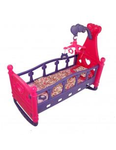 تخت گهواره عروسک مدل baby Born